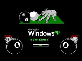 8 Balll