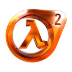 Half Life 2 3D Glass Icon
