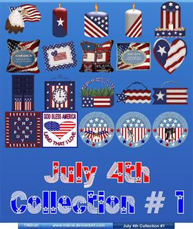 July 4th Collection 1
