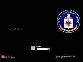 CIA Logon