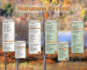 Autumn&#39;s Arrival RC Pack