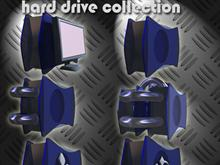 hard drive collection
