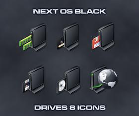 Next OS Black Drives