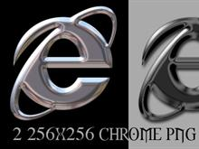 Shinychrome - internet explorer