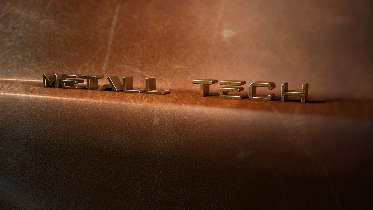 Metall Tech~leather