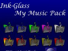Ink-Glass My Music Pack
