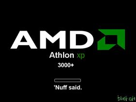 amd athlon xp 3000+