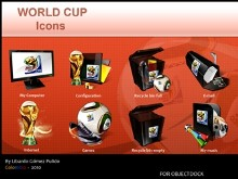 World Cup Icons