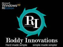 Roddy Innovations Windows XP Bootskin
