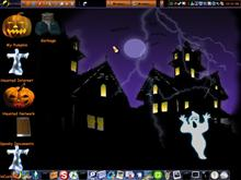Halloween is eating my desktop
