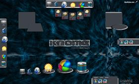 Krome Dock Backgrounds