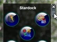 Vista Crystal Blue Stardock Panel