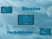 Stratos for Rainlendar