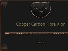 Copper Carbon Fibre