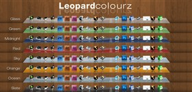 Leopard Colourz