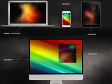 Abstract HD Wallpapers Pack