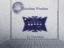 Pointless weather