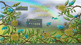 ecoLogical Weather Widget