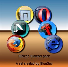 Orbicon Browser pack