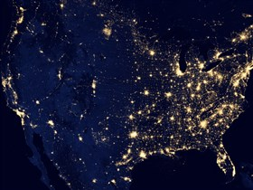 Lights of the United States