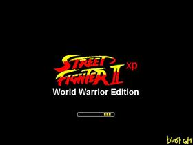 Street Fighter II XP: World Warrior Edition