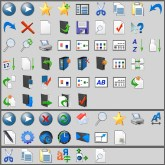 Secret BB toolbar icons