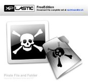 XPlastic07 Pirate File and Folder